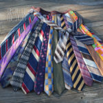 How To Make a Skirt Out of Ties