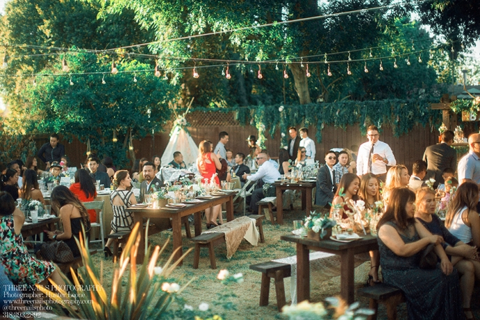 Everything You Need To Plan A Surprise Backyard Party