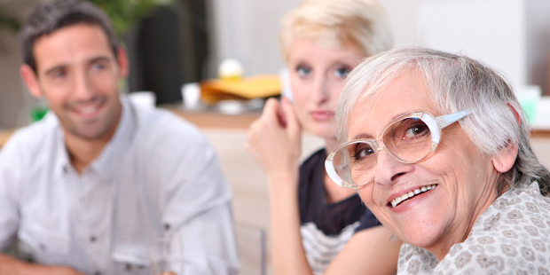 5 Steps to Take When an Older Relative Moves in With You