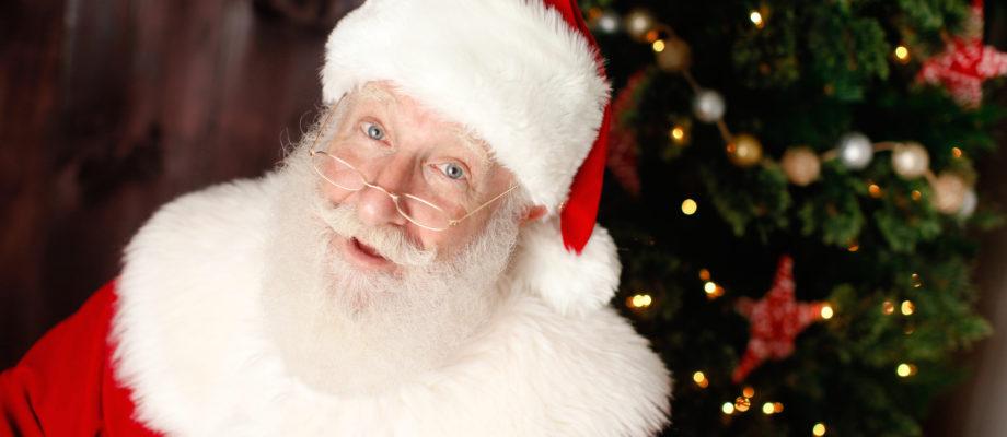 Letter From Santa On Christmas