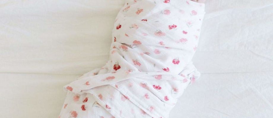 Why a Muslin Swaddle Blanket is a Must for Newborns