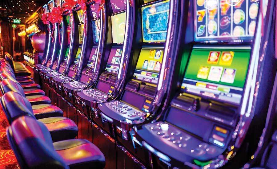 Casino Action : We Sent You An E-mail Slot Machine
