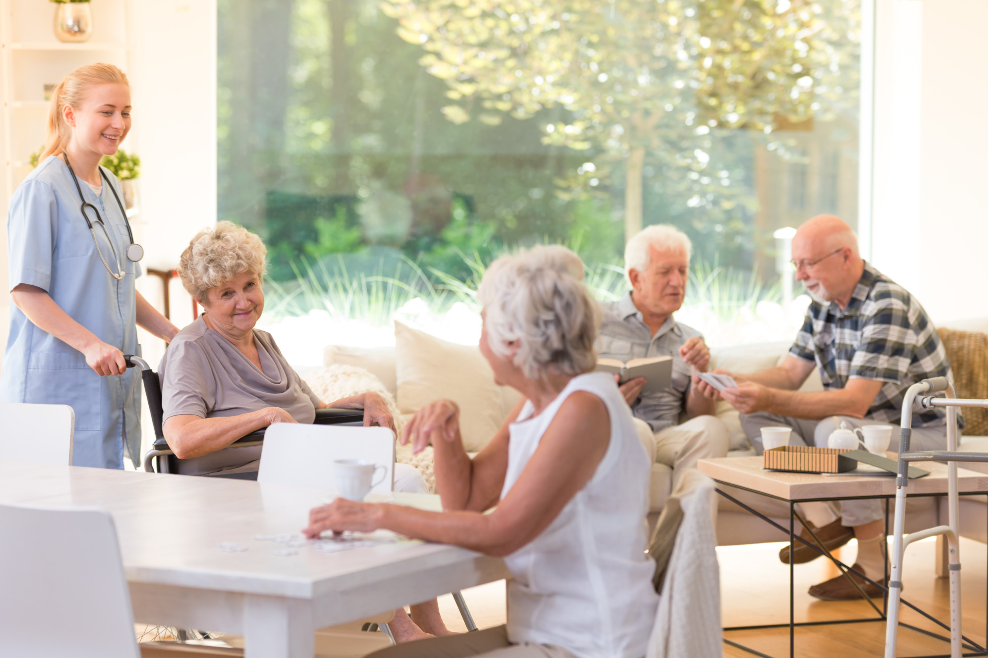 5 Key Things to Look for in a Senior Independent Living Facility