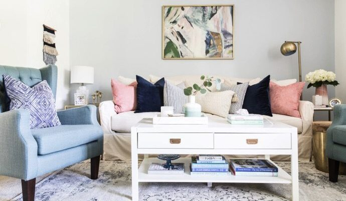 Five Easy Ways To Brighten Up Your Home