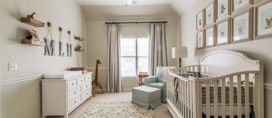 Your Little Kid's Room – Baby Nursery Interior Design